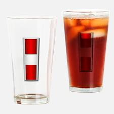 USMC - CW3 - No Txt Drinking Glass