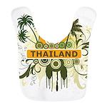 Palm Tree Thailand Bib
