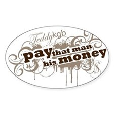 PAY_THAT_MAN Decal