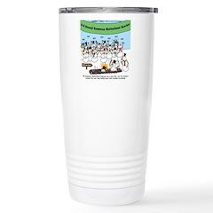 Snowman Seminar Travel Mug