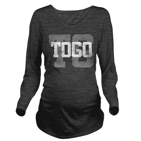 TG Togo Long Sleeve Maternity T-Shirt