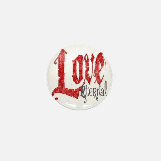 vampire-love-eternal Mini Button