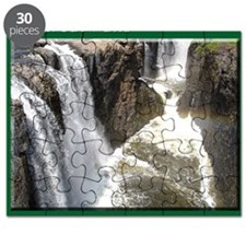 The Great Falls, Paterson,N.J. Puzzle