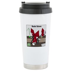 Rocket Science Stainless Steel Travel Mug