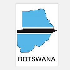 Botswana1 Postcards (Package of 8)