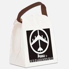 peaceB52.gif Canvas Lunch Bag