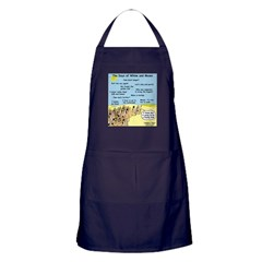 Days of Whine and Moses Apron (dark)