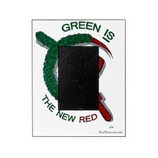 greenandred-LARGE Picture Frame