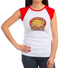 Piranha Pale Ale Women's Cap Sleeve T-Shirt