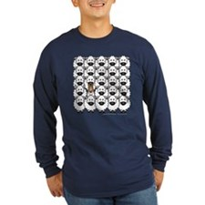 Smooth Collie and Sheep T