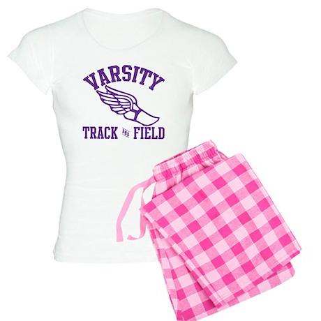 track-and-field-varsity-wit Women's Light Pajamas