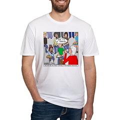 Ventriloquism School Shirt