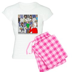 Ventriloquism School Pajamas