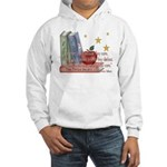 Teacher's teach - quote Hooded Sweatshirt