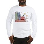 Teacher's teach - quote Long Sleeve T-Shirt