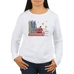 Teacher's teach - quote Women's Long Sleeve T-Shir