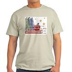 Teacher's teach - quote Ash Grey T-Shirt