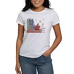 Teacher's teach - quote Women's T-Shirt