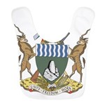 Zimbabwe Coat Of Arms Bib