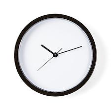 class-2011-white Wall Clock