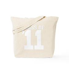 class-2011-white Tote Bag