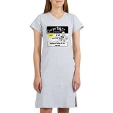 can-you-talk Women's Nightshirt