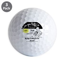 can-you-talk Golf Ball