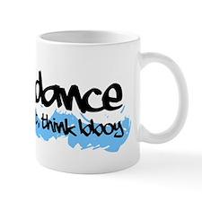 breakdance think bboy Mug