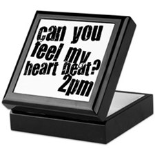 2PM Keepsake Box