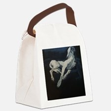 Nigel BnW huge Canvas Lunch Bag