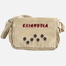 Catahoula Muddy Paws Messenger Bag