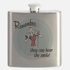 smile Flask