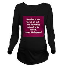 3.png Long Sleeve Maternity T-Shirt