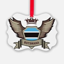 WingsBotswana 1 Ornament