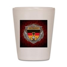 Germany Soccer Keepsake Box Shot Glass