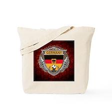 Germany Soccer Keepsake Box Tote Bag