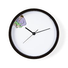 breastfeedingbenefitswh Wall Clock
