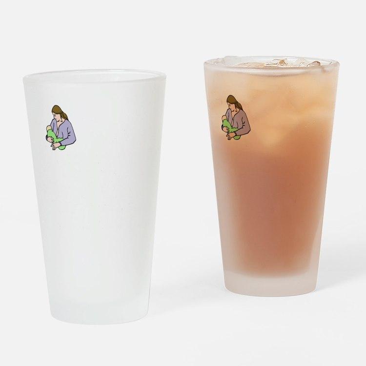 breastfeedingbenefitswh Drinking Glass