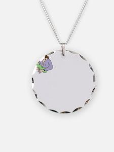 breastfeedingbenefitswh Necklace Circle Charm