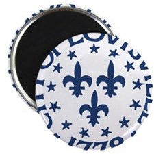 city of louisville 1778 seal sigg png Magnet