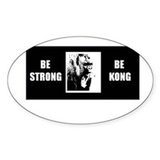 be kong Decal