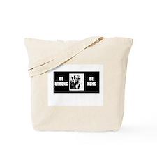 be kong Tote Bag