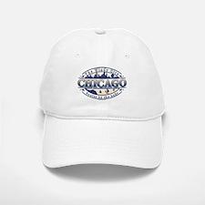 Chicago Oval Baseball Baseball Cap