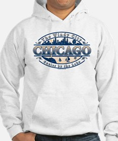 Chicago Oval Hoodie