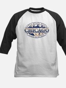 Chicago Oval Kids Baseball Jersey