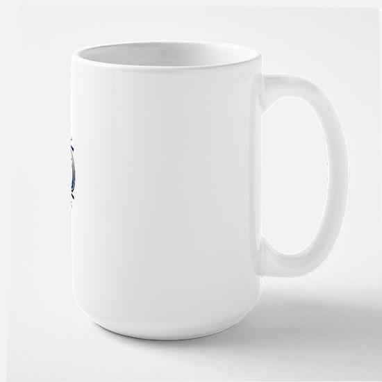 Chicago Oval Large Mug