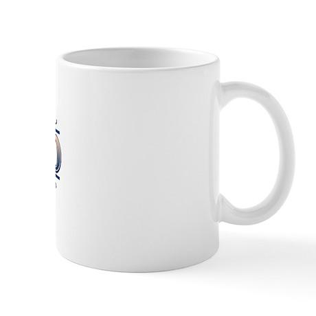 Chicago Oval Mug