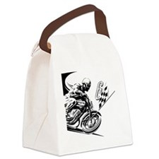 jawa Canvas Lunch Bag