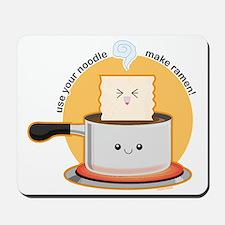 Make-ramen Mousepad