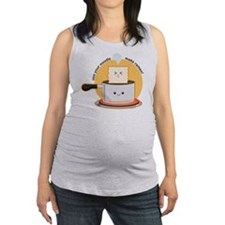 Make-ramen Maternity Tank Top